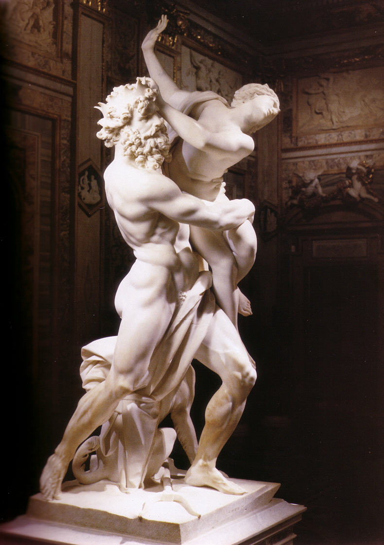 Bernini's The Rape of Proserpina « Denis McNiel's Blog